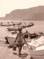 Mondello - Pescatore PALERMO Giovanni Nicolosi
