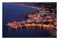 Panorama notturno (3)  - Castellammare del golfo (1237 clic)