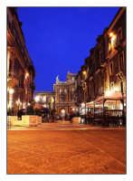 Panorama del centro storico  - Catania (1552 clic)