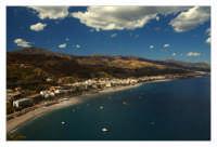 Scorcio della costa  - Sant'alessio siculo (3295 clic)