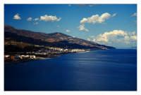 Scorcio della costa  - Sant'alessio siculo (2180 clic)