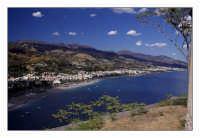 Scorcio della costa  - Sant'alessio siculo (2691 clic)