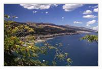 Scorcio della costa  - Sant'alessio siculo (2769 clic)