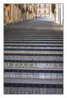 La scalinata CALTAGIRONE Antonino La Macchia