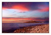 Crepuscolo  - Isola delle femmine (3679 clic)