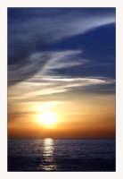 Tramonto dalla spiaggia di Capo Calavý  - Gioiosa marea (2519 clic)
