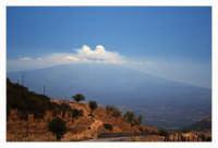 Veduta dell'Etna.  - Cesarò (5109 clic)