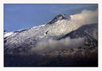 Veduta dell'Etna da Taormina  - Taormina (2521 clic)