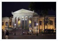 Notturno del Teatro Massimo PALERMO Antonino La Macchia