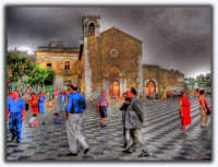 Elaborazione grafica in H.D.R. (Duomo)  - Taormina (2071 clic)