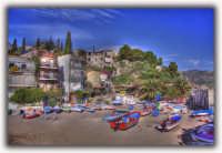 Elaborazione grafica in H.D.R. (Pressi di Isolabella)  - Taormina (2056 clic)