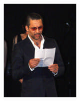 Bepper Fiorello al Taormina film festival  - Taormina (2466 clic)