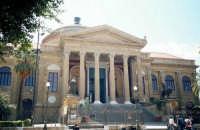 Teatro Massimo  - Palermo (1896 clic)
