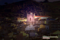 La chiesa Madre di Villarosa ( Foto Niki Ferrigno )  - Villarosa (3238 clic)