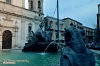 Fontana al Centro della Citta' Foto Niki Ferrigno.   - Caltanissetta (2281 clic)