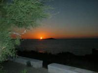 tramonto sull'Isola delle Femmine  - Isola delle femmine (3860 clic)