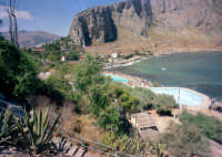 panorama marittimo  - Mondello (2458 clic)