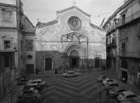 Chiesa di S. Francesco d'Assisi in puro stile Chiaramontano   - Palermo (9569 clic)