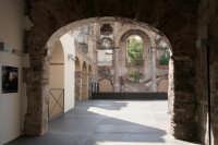 Un vecchio palazzo semirestaurato in Via Alloro PALERMO Carlo Ireneo Reina Bonetti