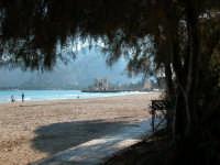 la spiaggia di Mondello in versione invernale  - Mondello (2593 clic)
