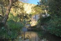Fiume Sosio Corleone, Parco Fluviale delle Due Rocchele cascate  - Chiusa sclafani (8996 clic)