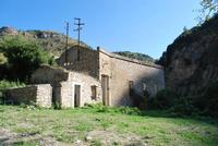 Vecchia Centrale San Carlo frazione di Chiusa Sclafani vecchi Centrale ENL sul fiume Sosio  - Chiusa sclafani (3651 clic)