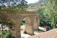 Ponte tredici luci San Carlo frazione di Chiusa Sclafani Ponte tredici luci, sul fiume Sosio  - Chiusa sclafani (4003 clic)