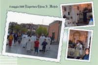 Processione per la riapertura della Chiesa Di San Michele 8 maggio 2009  - Chiusa sclafani (3548 clic)