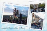 Processione per la riapertura della Chiesa Di San Michele 8 maggio 2009  - Chiusa sclafani (3988 clic)