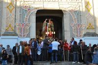 San Michele  Festa SS. Crocifisso 25 maggio 2010  - Chiusa sclafani (4023 clic)