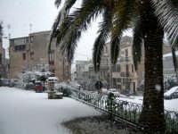 Via Ungheria sotto la neve 13 febbraio 2009  - Chiusa sclafani (3296 clic)
