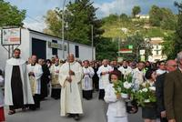 Accoglienza e Prima Messa del Novello Sacerdote Don Carmelo Colletti, da parte della Comunità di Chiusa Sclafani  - Chiusa sclafani (6025 clic)
