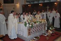 Accoglienza e Prima Messa del Novello Sacerdote Don Carmelo Colletti, da parte della Comunità di Chiusa Sclafani  - Chiusa sclafani (7927 clic)