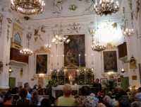 Benedizione e inaugurazione dell'Organo a Canne nella Chiesa del Santuario Madonna del Balzo 24 agosto 2009  - Bisacquino (6638 clic)