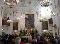 Benedizione e inaugurazione dell'Organo a Canne nella Chiesa del Santuario Madonna del Balzo 24 agosto 2009  - Bisacquino (5315 clic)