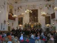 Benedizione e inaugurazione dell'Organo a Canne nella Chiesa del Santuario Madonna del Balzo 24 agosto 2009  - Bisacquino (7646 clic)