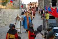 Corteo Storico medievale 24 agosto 2009  - Giuliana (8399 clic)