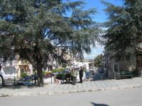 Piazza S. Rosalia foto 5 Aprile 2009  - Chiusa sclafani (3490 clic)