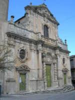 Basilica S.Maia Assunta foto 5 aprile 2009  - Chiusa sclafani (3660 clic)