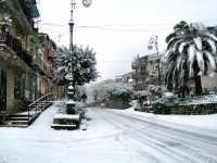 Via Ungheria sotto la neve 13 febbraio 2009  - Chiusa sclafani (3558 clic)