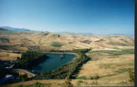 serbatoio Guadalami  - Piana degli albanesi (10054 clic)