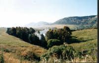 Vista del Lago di Piana degli Albanesi PIANA DEGLI ALBANESI ******** puzzolabandita