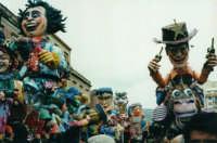 Alcuni carri del Carnevale 2001  - Sciacca (7528 clic)