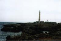 Faro dell'isola di Favignana  - Favignana (2253 clic)