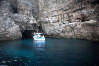 Grotta  marina  - Marettimo (2266 clic)