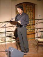 Amores, Amandi, testi di Ovidio. Milo Vallone. 22-08-2008  - San mauro castelverde (1187 clic)