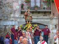 San Giorgio. Processione del 26 Luglio 2009  - San mauro castelverde (3317 clic)