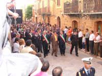 Processione di San Mauro Abate. Autorità civili e militari. (Foto di Mimi Rocca)  - San mauro castelverde (1702 clic)