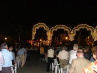 Processione di San Mauro Abate. Imponente partecipazione popolare alla Celebrazione al Piano S.Mauro.  - San mauro castelverde (1706 clic)
