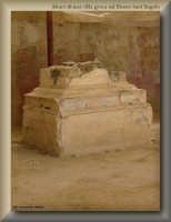 Altare votivo nell'Acropoli di Monte S.Angelo  - Licata (2073 clic)